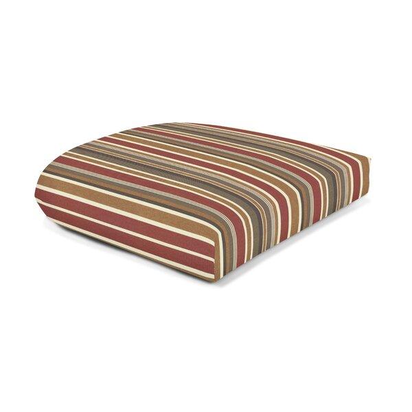 Indoor/Outdoor Sunbrella Seat Cushion by Wildon Home ®