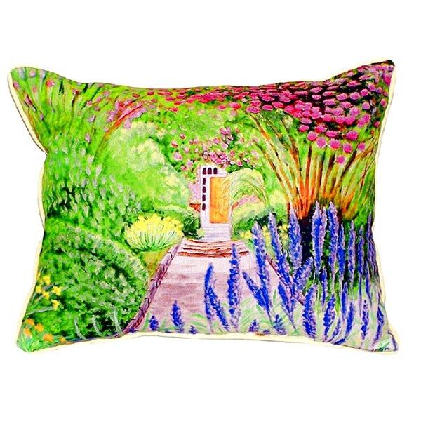 Simonds Door Indoor/Outdoor Lumbar Pillow