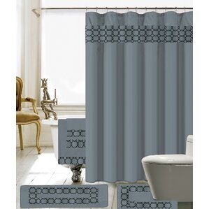 Shop 2,945 Black Shower Curtains | Wayfair