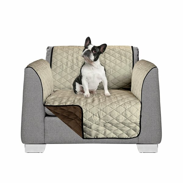 Reversible Armchair Slipcover by American Kennel Club