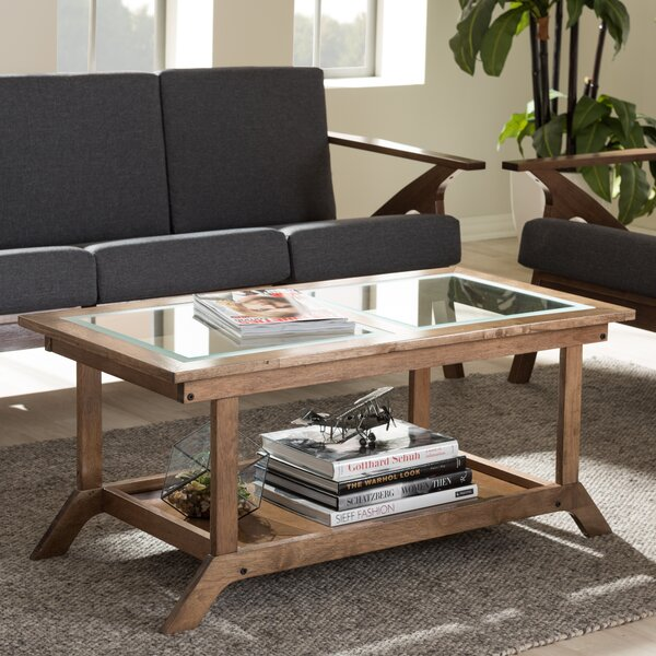Leyton Coffee Table by Wholesale Interiors