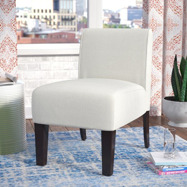 Arrandale Slipper Chair By Wrought Studio Savings