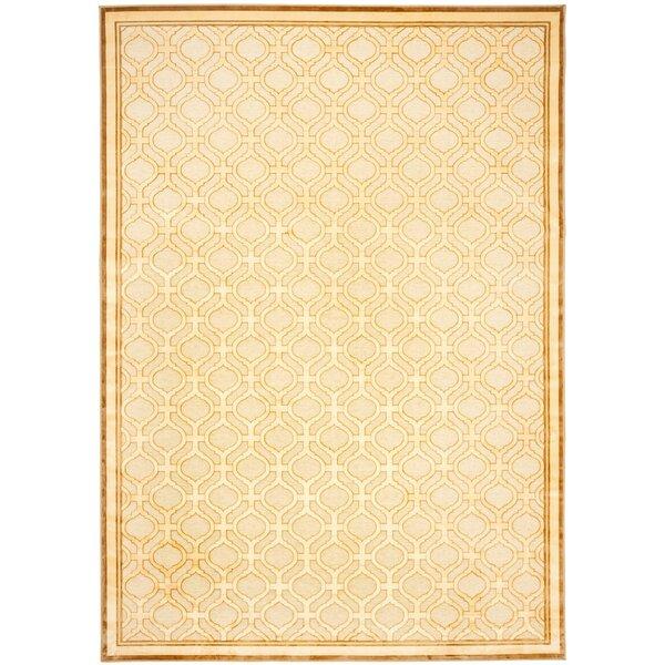 Martha Stewart Tufted / Hand Loomed Shortbread Area Rug by Martha Stewart Rugs