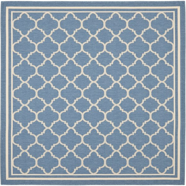 Bexton Blue Indoor/Outdoor Area Rug by Alcott Hill