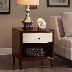 Dunkin End Table by Madison Park Signature