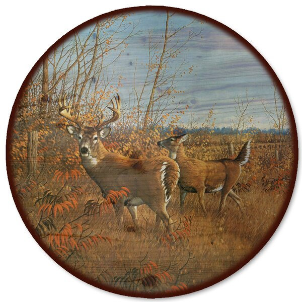 Sumac Buck Lazy Susan by WGI-GALLERY