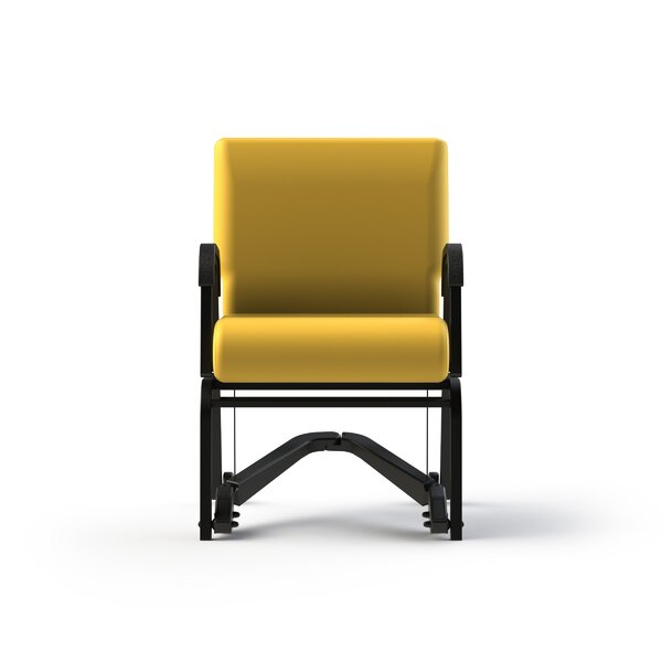 Mobility Assist Upholstered Dining Chair