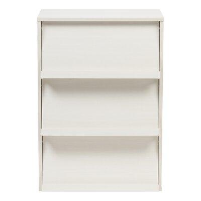 Collan Barrister Bookcase IRIS USA, Inc. Color: Off-White