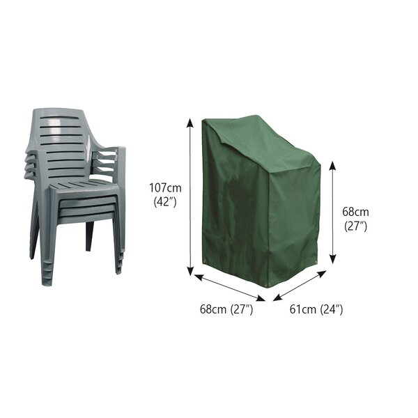 Water Resistant Patio Chair Cover by Freeport Park