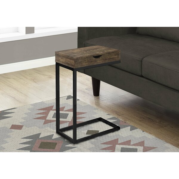 Hanley End Table by Union Rustic
