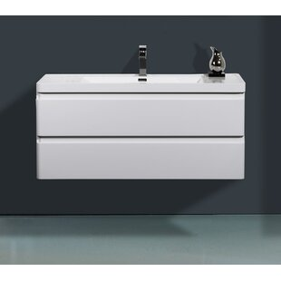 Top Reviews Mccarty 47 Single Bathroom Vanity Set By Orren Ellis