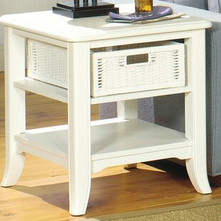 Shopping for Kentmere End Table With Storage By Breakwater Bay