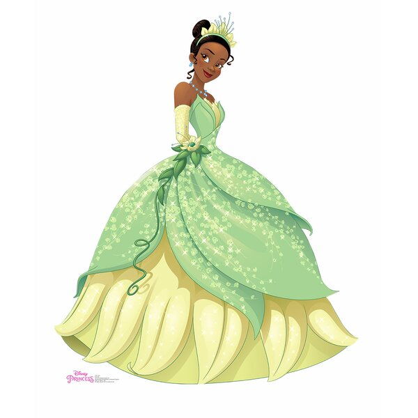 Tiana Life Size Cardboard Cutout by Advanced Graphics
