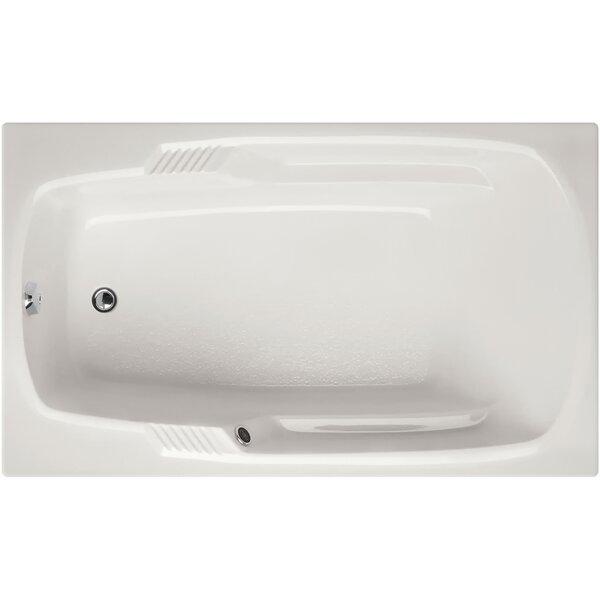 Designer Isabella 66 x 36Soaking Bathtub by Hydro Systems