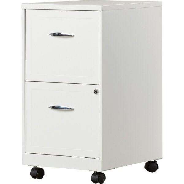 Gigi 2-Drawer Mobile Filing Cabinet by Zipcode Design