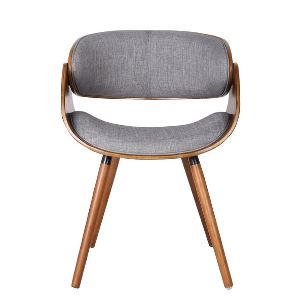 Mariah Upholstered Dining Chair by George Oliver