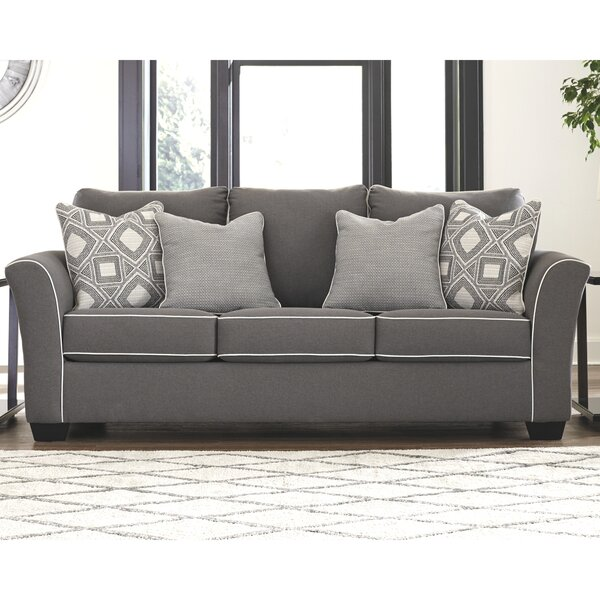 Get New Sneller Sofa by Charlton Home by Charlton Home