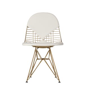 Inexpensive High Littleton Gold Side Dining Chair by Brayden Studio