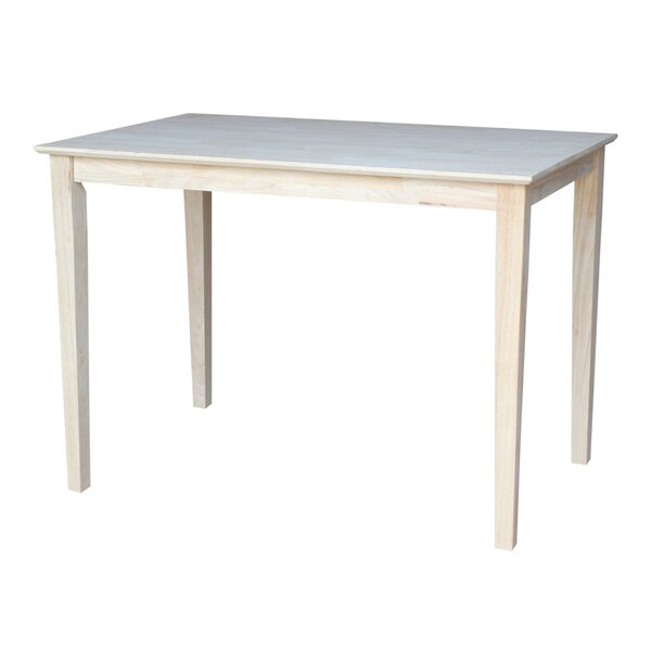 Find Counter Height Dining Table II By International Concepts Read Reviews