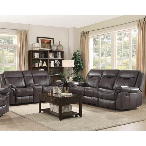 Nyberg Motion 2 Piece Reclining Living Room Set By Red Barrel Studio