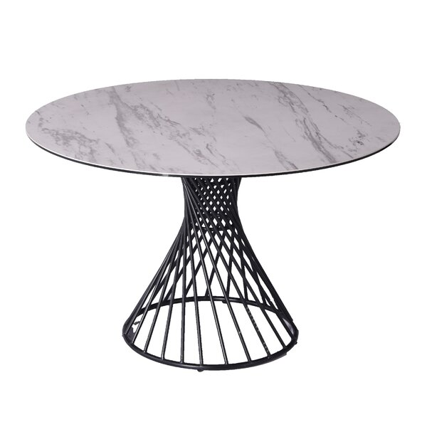 Knoxville Dining Table by Orren Ellis Orren Ellis