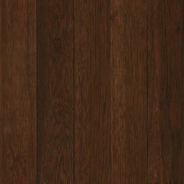 Prime Harvest 5 Engineered Hickory Hardwood Flooring in Forest Berrie by Armstrong Flooring