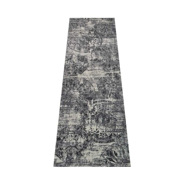 Mcmullan Gray Area Rug by House of Hampton