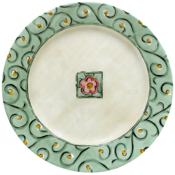Impressions 8 5 Watercolors Plate Set Of 6 By Corelle.