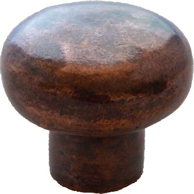 Arizona Round Knob by Premier Hardware Designs