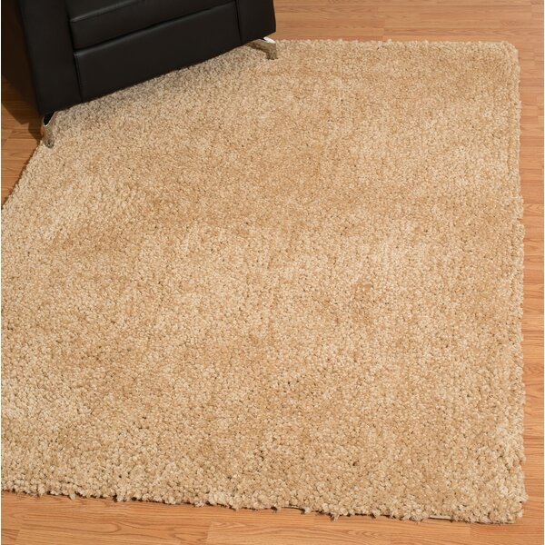 Mullenix Light Beige Area Rug by Ebern Designs