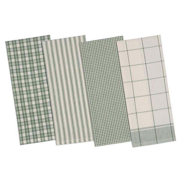 Callista Kitchen Towels (Set of 4) by Birch Lane™