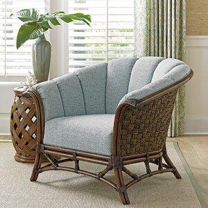 Twin Palms Sunset Key Barrel Chair Tommy Bahama Home