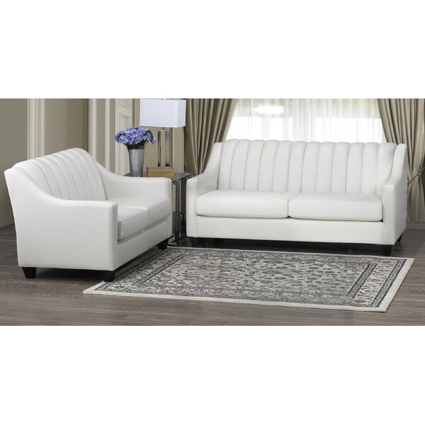 Conkling 2 Piece Living Room Set by Charlton Home