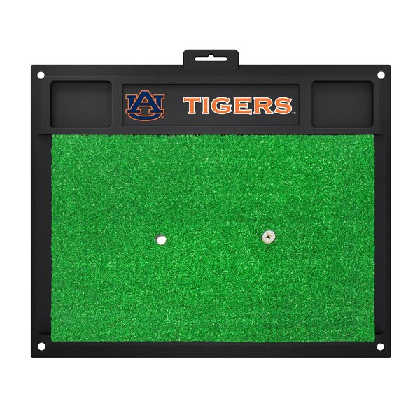 NCAA Auburn University Golf Hitting Mat by FANMATS