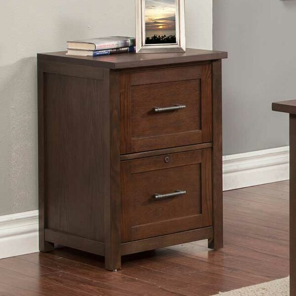 Powell 2-Drawer Vertical File by Latitude Run