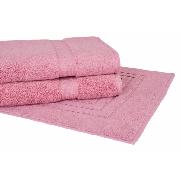 Bloomberg 3 Piece Terry Cloth Towel Set by Darby Home Co