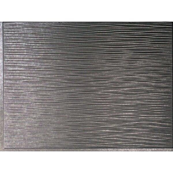 Mojave Backsplash Wall Paneling 18 x 24 Field Tile in Galvanized by MirroFlex
