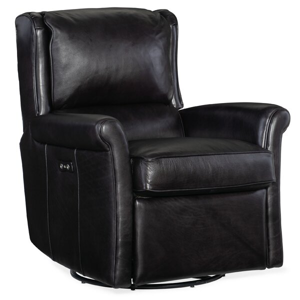 Home & Outdoor Fergeson Swivel Recliner