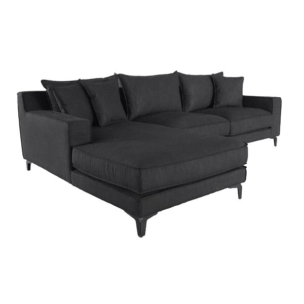 Askov Sectional by Canora Grey
