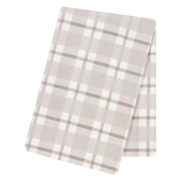 Plaid Receiving Blanket by Trend Lab