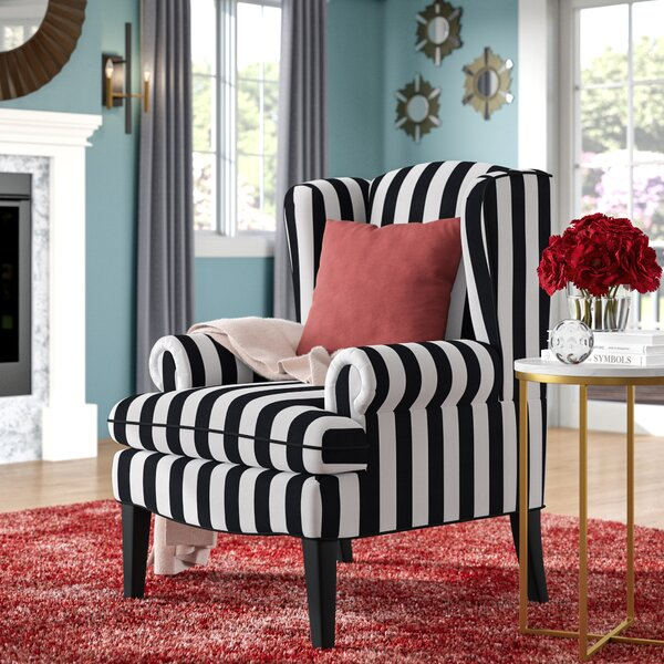 Ansgar Wingback Chair By Willa Arlo Interiors