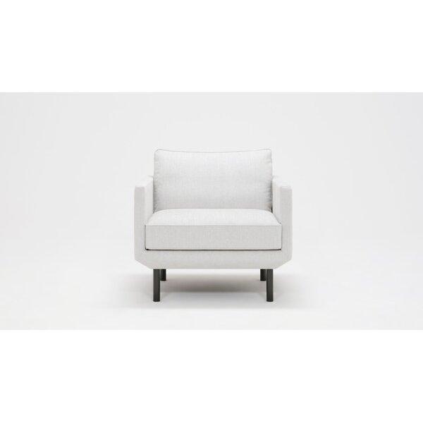 Plateau Feather Filled Club Chair by EQ3 EQ3