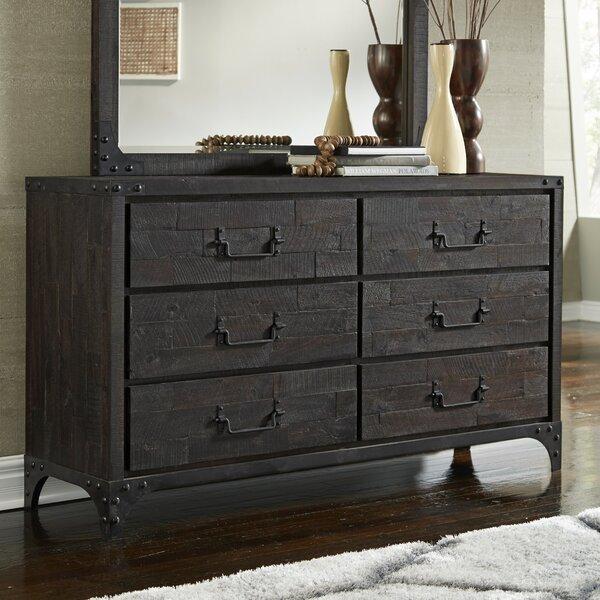 Sedgwick 6 Drawer Double Dresser by Trent Austin Design