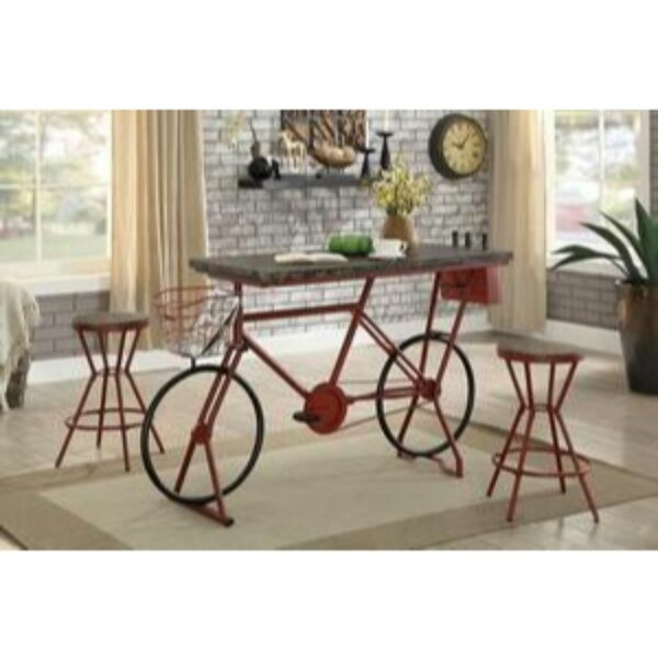 Delilah 3 Piece Pub Table Set by Rosalind Wheeler