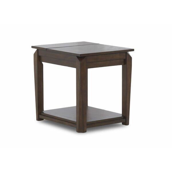 Django End Table With Storage By Latitude Run
