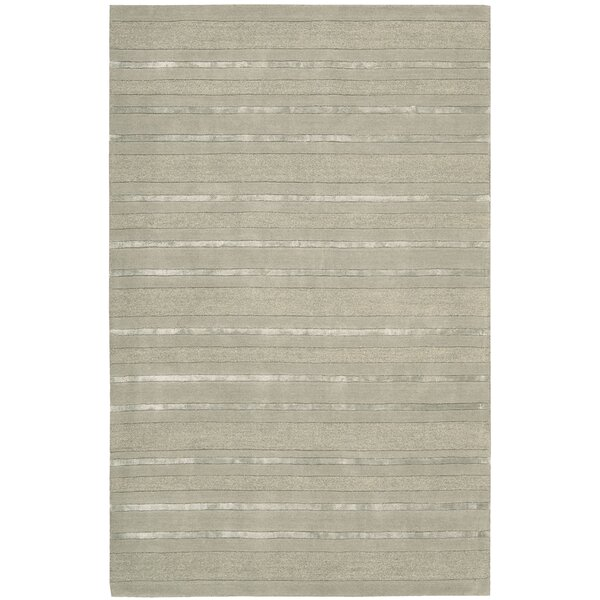 Sahara Hand Woven Wool Tangier Palm Area Rug by Calvin Klein