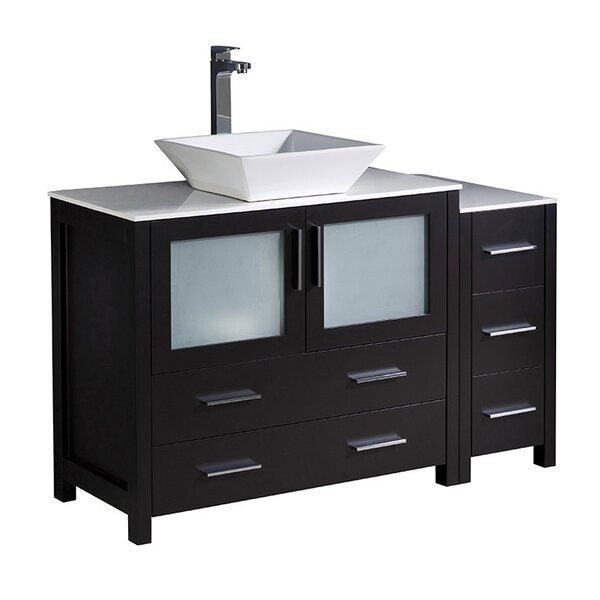 Torino 48 Single Bathroom Vanity Set by Fresca