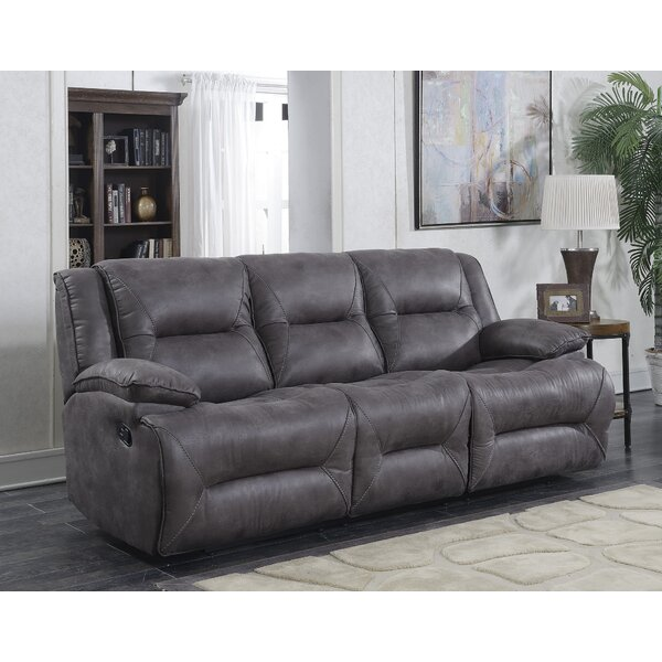 Latest Style Risch Reclining Sofa by Latitude Run by Latitude Run