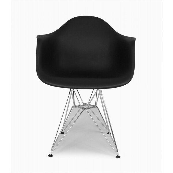 Miral Arm Dining Chair by Wrought Studio