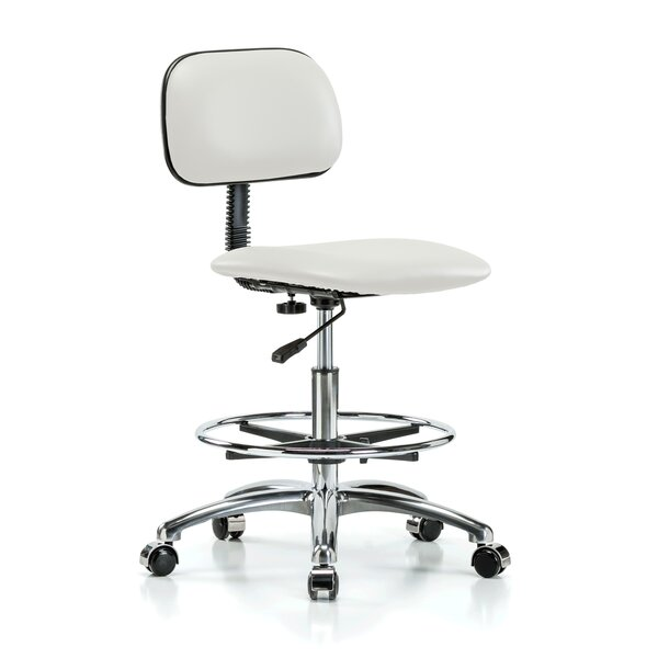 Low-Back Drafting Chair by Perch Chairs & Stools